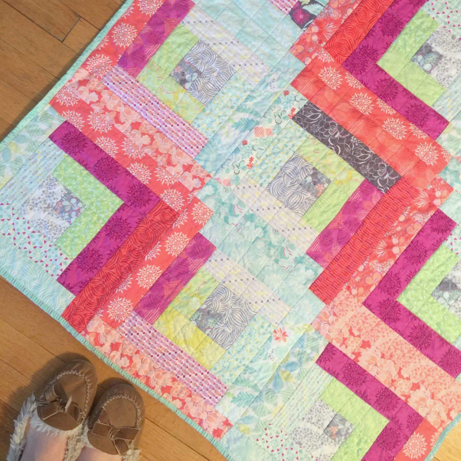 2 3 baby quilt-10