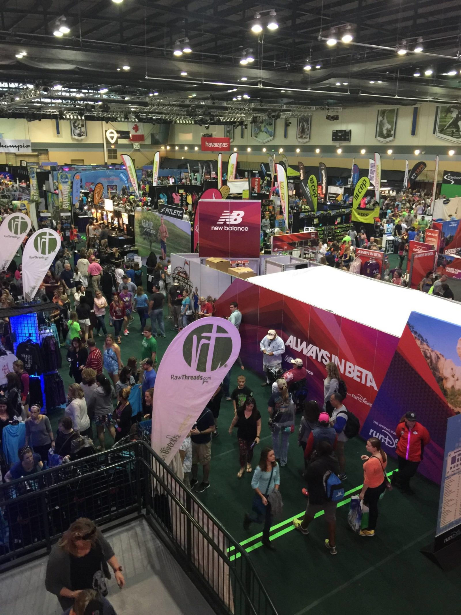 disney princess half marathon expo