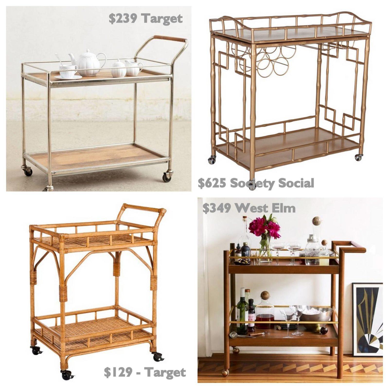 comparative coffee carts