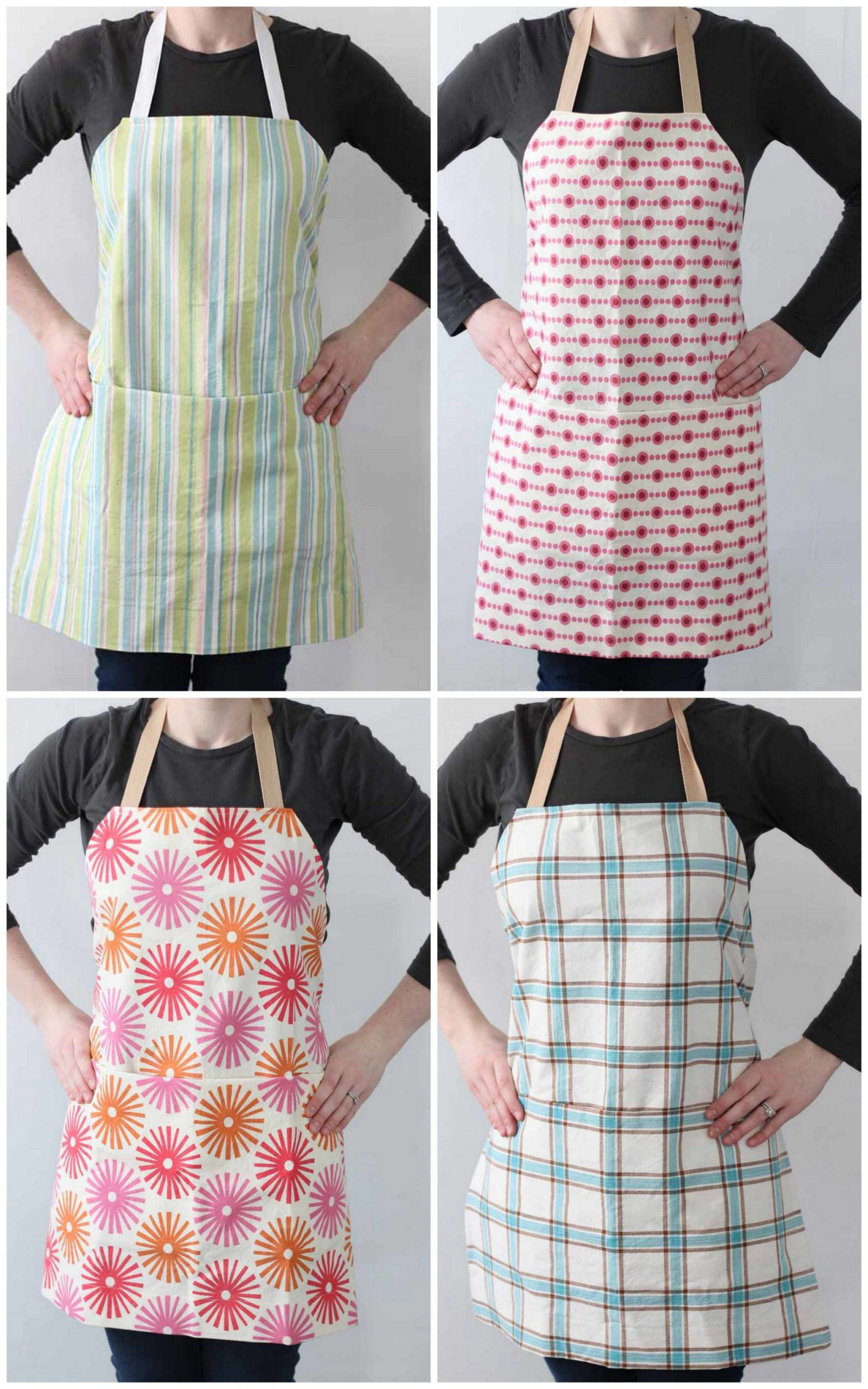 Aprons for sale on Etsy by MostlySewing