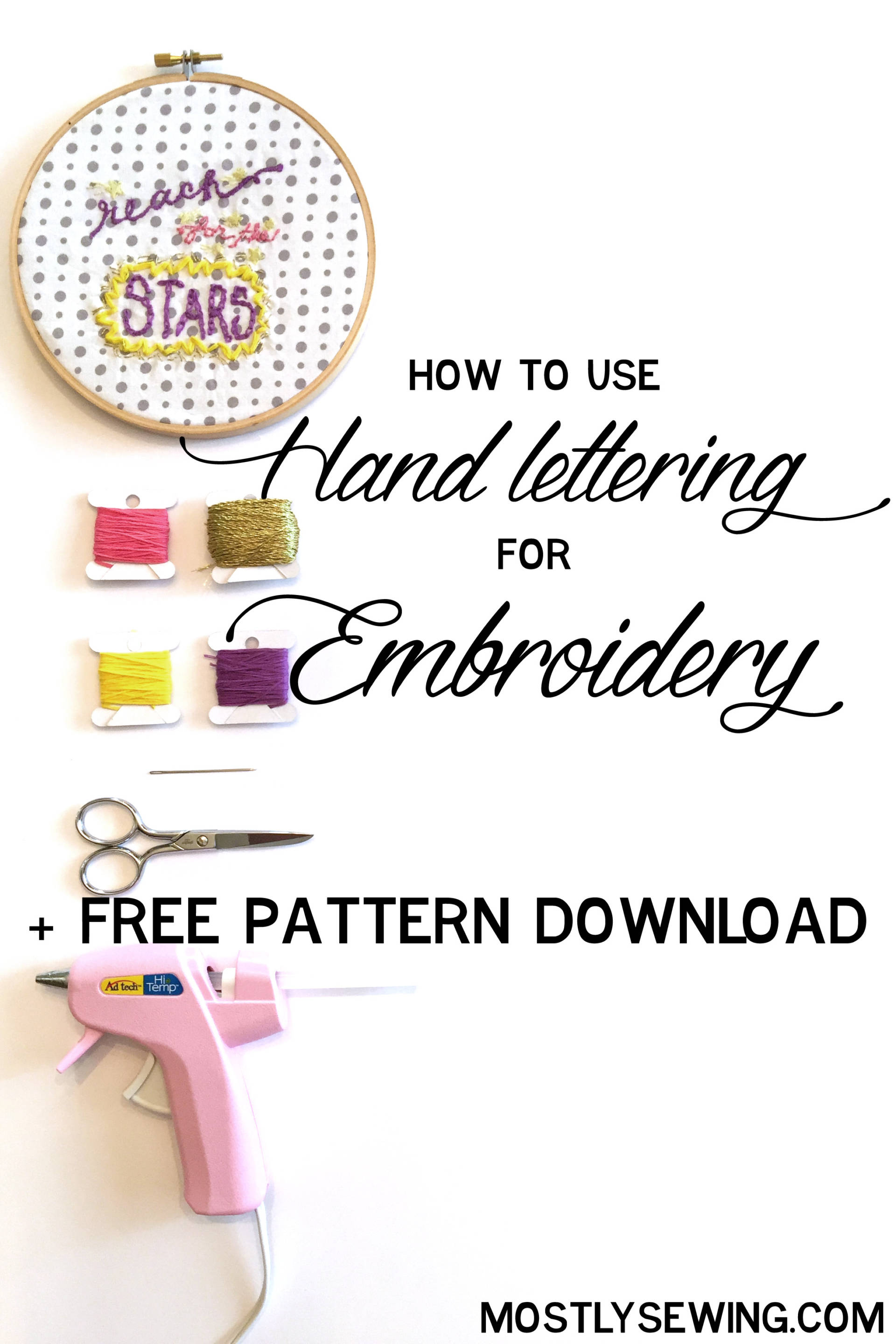 free embroidery pattern download