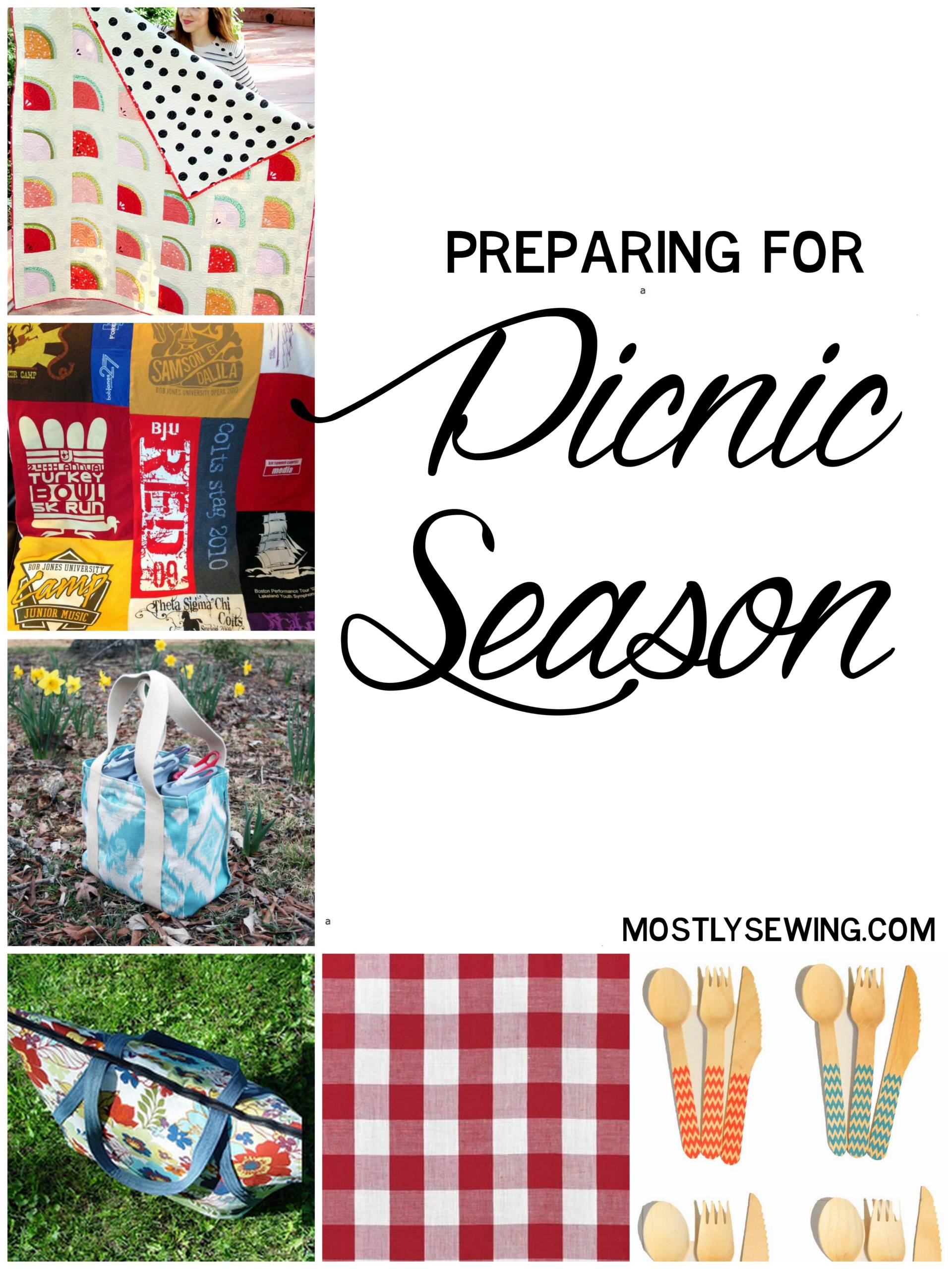 DIYs for the perfect picnic! Need this as the summer gets started!