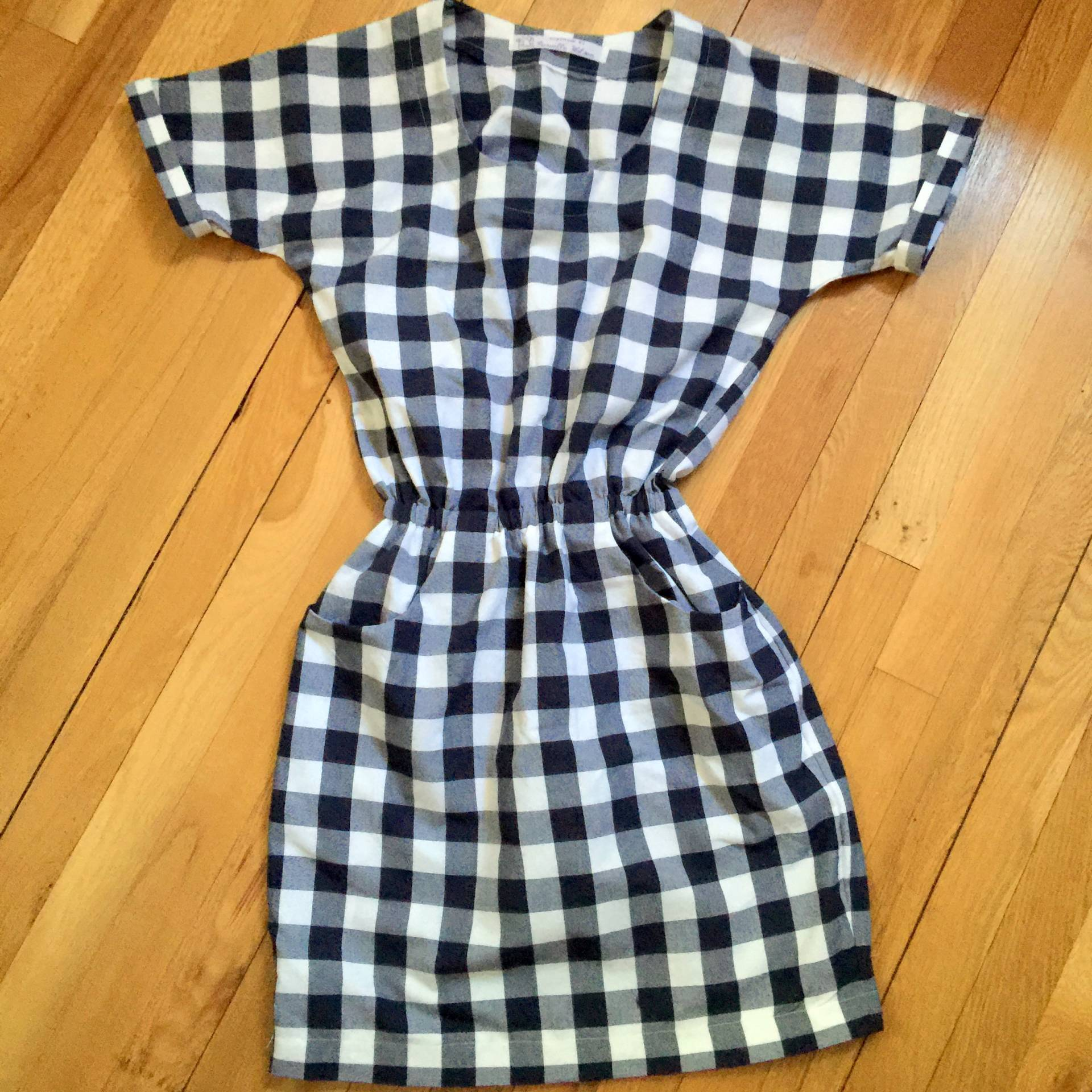 Bettine Dress by Tilly and the Buttons; handmade dress, diy fashion