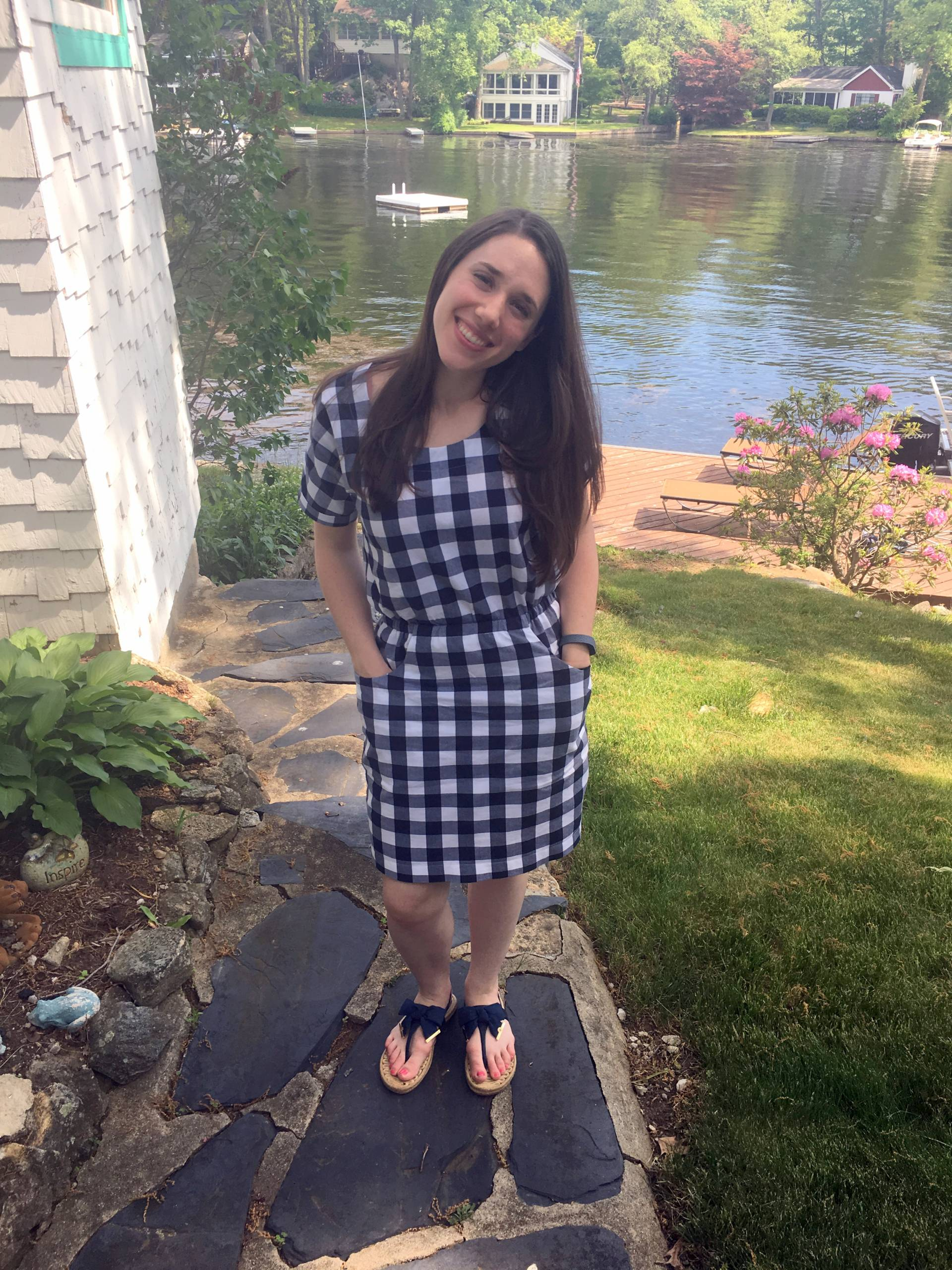 Me Made May 2016: Bettine Dress, handmade DIY fashion