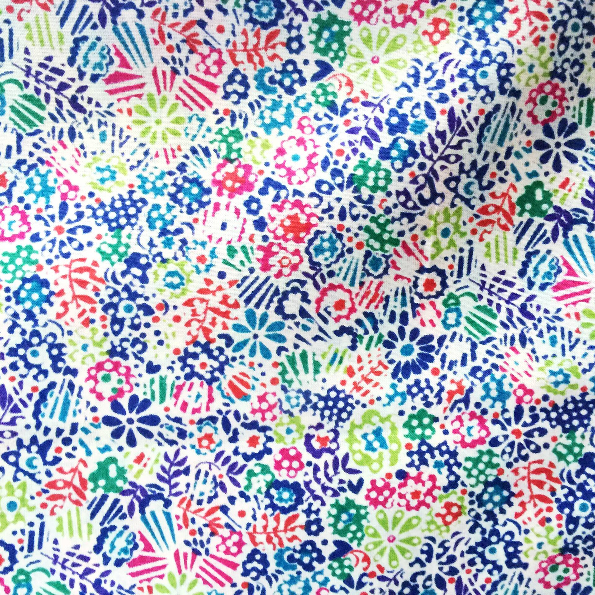 Tiny Liberty of London florals from Mood Fabrics NYC