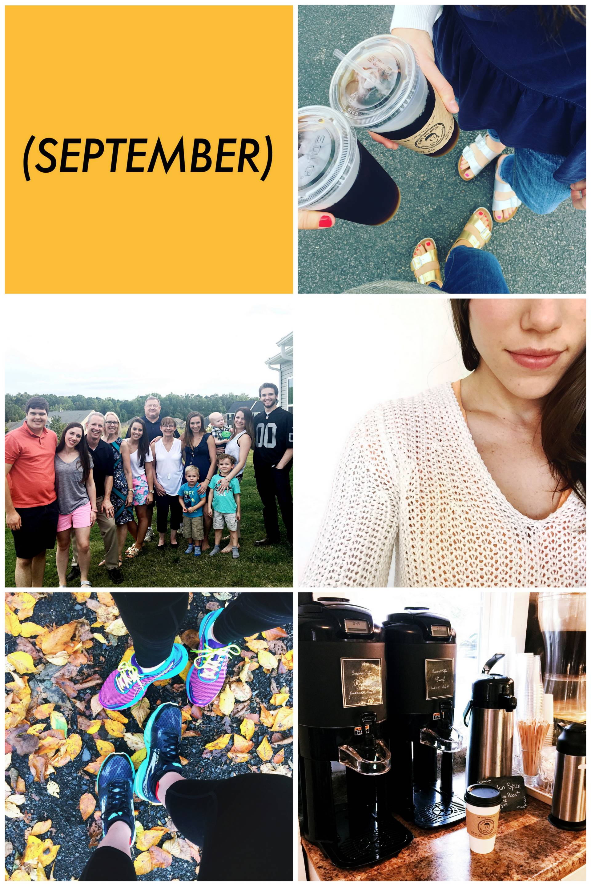 Scrapbook Sunday September Recap