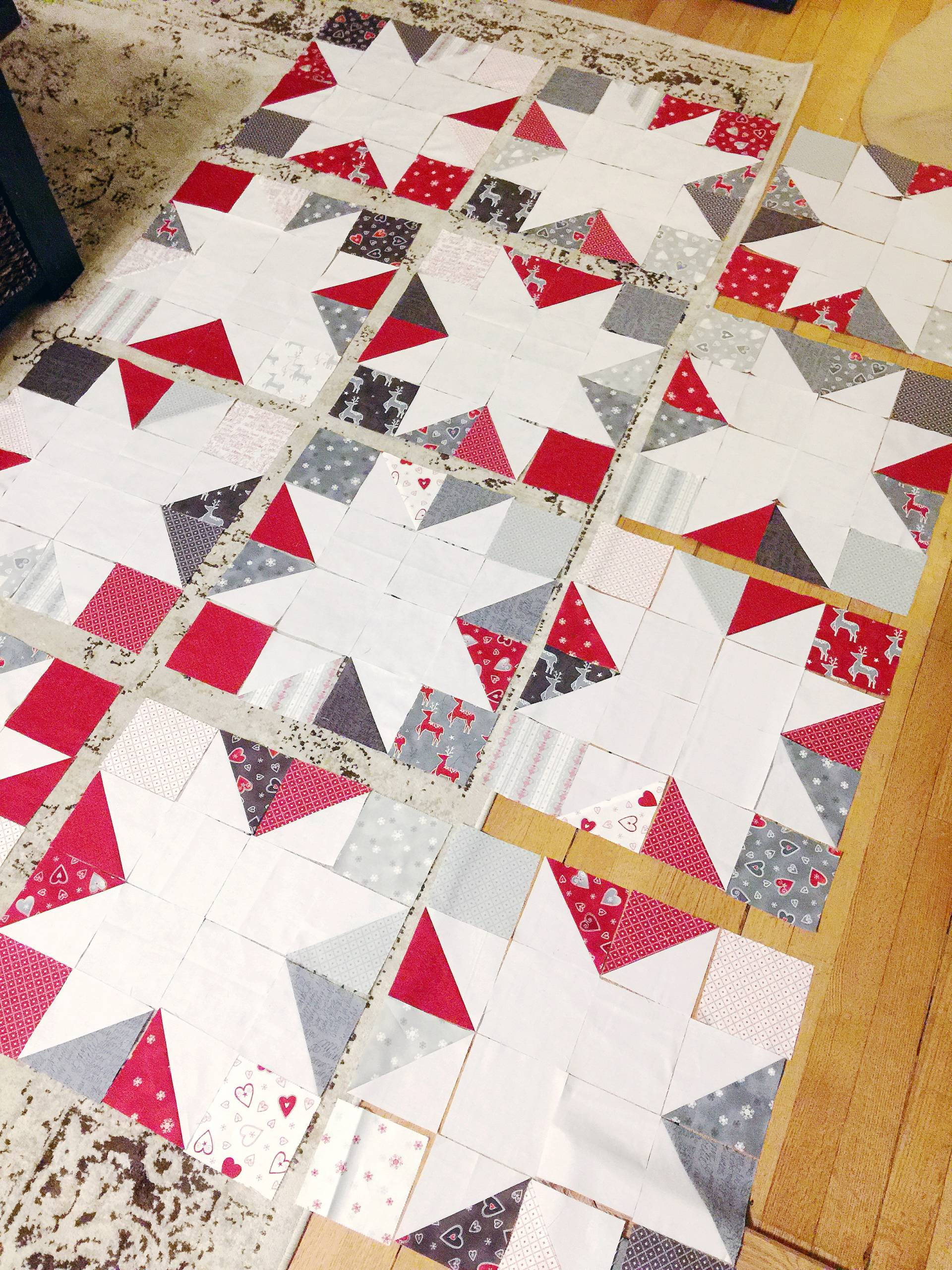 sewmod more go holidy quilts tomorrow round quilt christmas sherri berry