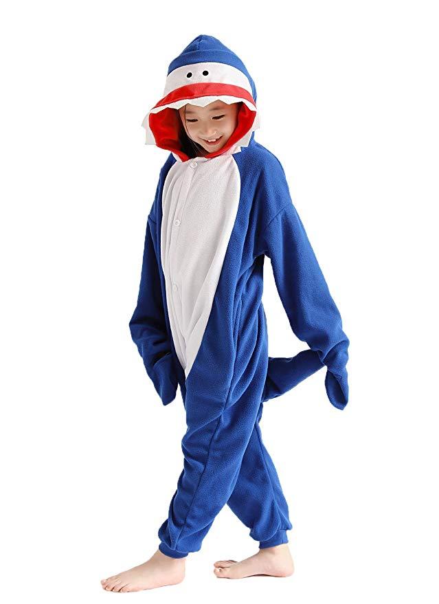 childrens shark costume from Amazon